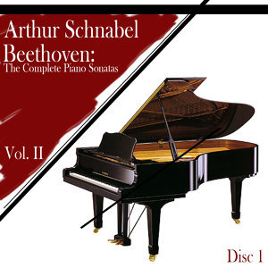 Beethoven: The Complete Piano Sonatas, Vol. II (Disc 1)