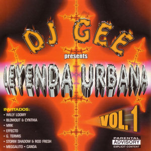 Leyenda Urbana Vol.1