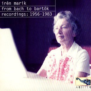 From Bach To Bartók: Recordings - 1956-1983