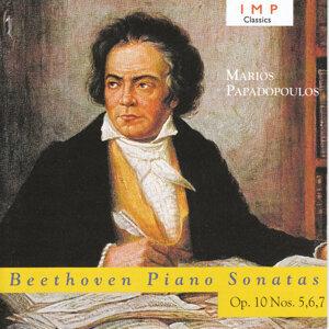Beethoven: Piano Sonatas Nos 5, 6 & 7