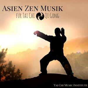 Asien Zen Musik für Tai Chi & Qi Gong - Meditationsmusik für Tai Chi Übungen, Entspannungsmusik mit Naturgeräusche und Klangschalen für Qi Gong Übungen für Anfänger