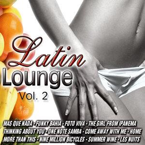 Latin Lounge Vol.2