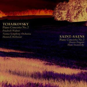 Tchaikovsky: Piano Concerto / Saint-Saens: Pi