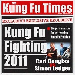 Kung Fu Fighting 2011 - Carl Douglas Vs. Simon Ledger