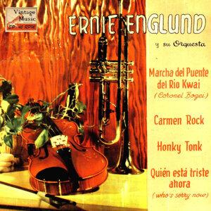 """Vintage Dance Orchestras Nº 87 - EPs Collectors, """"Carmen Rock"""""""