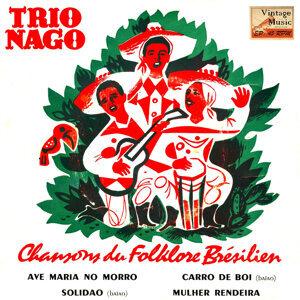 """Vintage Brazil Nº 3 - EPs Collectors, """"Chansons Du Floklore Brésilien"""""""