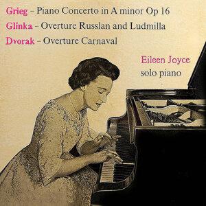 Grieg-Glinka-Dvorak