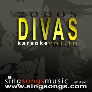 2000s Divas Karaoke Volume 10