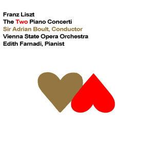 Liszt Two Piano Concerti