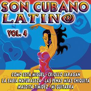 Son Cubano Latino Vol.4