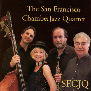 Gini Wilson - The San Francisco ChamberJazz Quartet