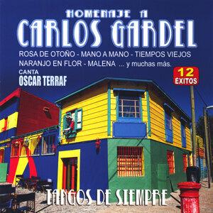 Homenaje A Carlos Gardel - Tangos De Siempre