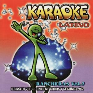 Karaoke Latino Rancheras Vol. 3