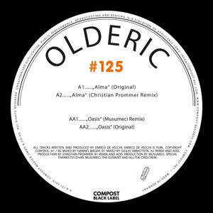 Compost Black Label #125 - Alma EP