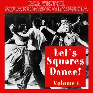 Let's Square Dance Volume 1