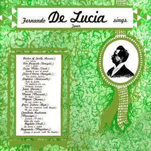 Fernando De Lucia Sings