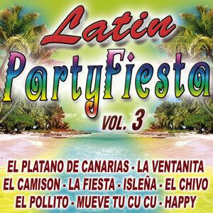 Latin Party Fiesta Vol.3