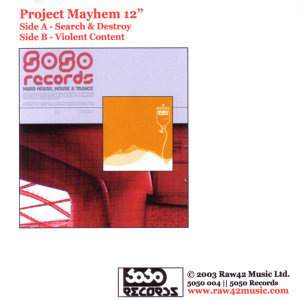Project Mayhem 12""