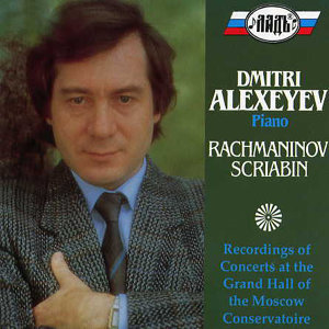 Dmitri Alexeyev plays Rachmaninov & Scriabin
