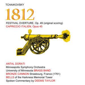 Tchaikovsky 1812 Festival Overture