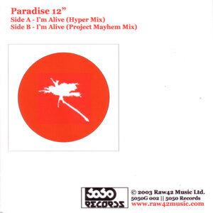 """Paradise -I'm Alive 12"""""""