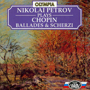 Nikolai Petrov Plays Chopin