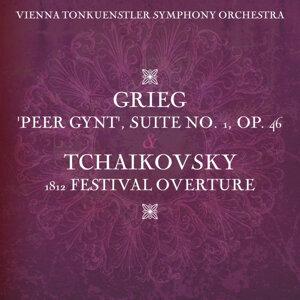 Grieg's 'Peer Gynt', Suite No. 1, Op. 46 & Tchaikovsky's 1812 Festival Overture