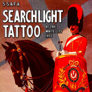 SSAFA Searchlight Tattoo At The White City 1955