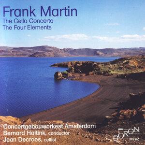 Frank Martin - The Cello Concerto, The Four Elements
