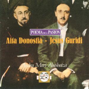 Aita Donostia - Jesus Guridi. Poema De La Pasión