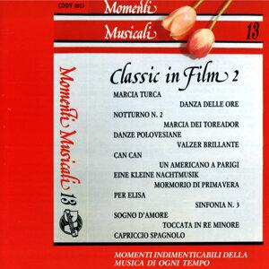 Momenti Musicali Vol. 13 Classic in Film 2