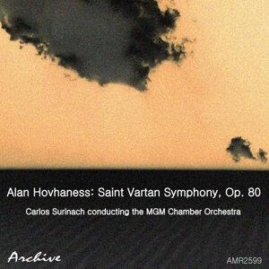 Alan Hovhaness: Saint Vartan Symphony, Op. 80