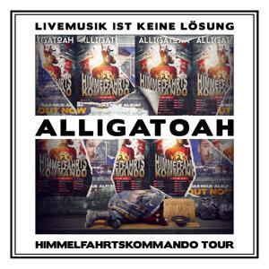 Livemusik ist keine Losung - Himmelfahrskommando Tour