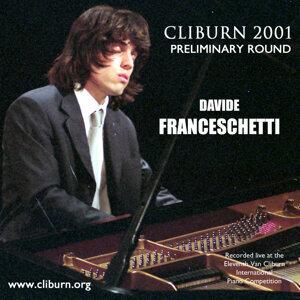 2001 Van Cliburn International Piano Competition Preliminary Round