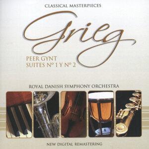 Grieg: Peer Gynt Suites nº1 y nº2