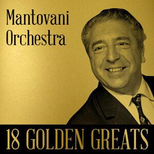 Mantovani Orchestra - 18 Golden Greats