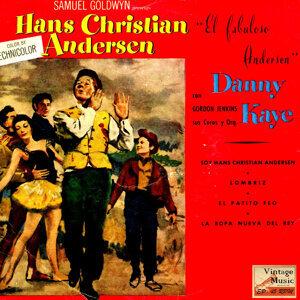 """Vintage Movies Nº 7 - EPs Collectors O.S.T: """"El Fabuloso Andersen"""" """"Hans Christian Andersen"""""""