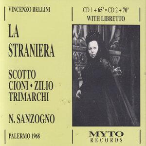 Vincenzo Bellini: La Straniera