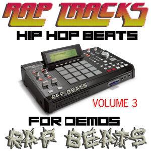Rap Tracks Hip Hop Instrumentals Vol. 3