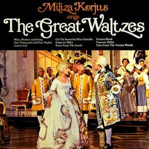 Sings The Great Waltzes