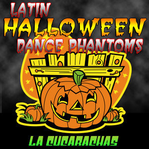 Latin Halloween Dance Phantoms
