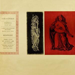 Stravinsky Pulcinella