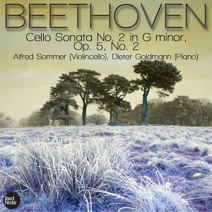 Beethoven: Cello Sonata No. 2 in G minor, Op. 5, No. 2