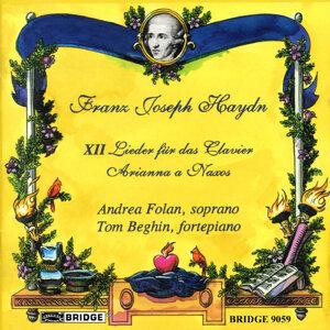 Haydn: 12 Lieder, Arianna a Naxos