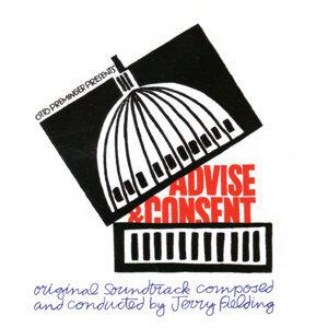 Advise & Consent - Soundtrack