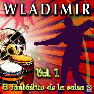 El Fantastico De La Salsa Vol. 1 - Wladimir