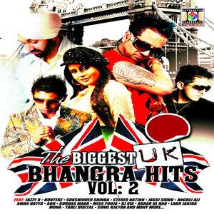 The Biggest UK Bhangra Hits Vol:2