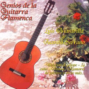 Genios de la Guitarra Flamenca