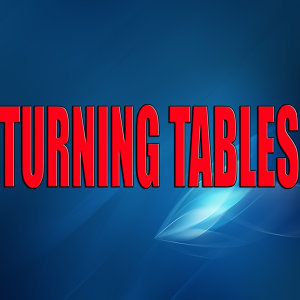 Turning tables (A tribute to Adele)