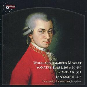 Mozart: Sonatas in D Major & C Minor, Rondo in A Minor & Fantasie in C Minor